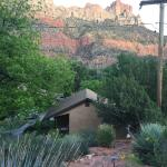 Foto de Red Rock Inn Bed and Breakfast Cottages