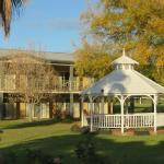The gazebo and units