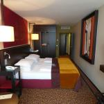 Foto de Mercure Hotel Muenchen City Center