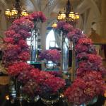 Reception foral display