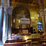 High altar and apse