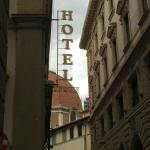 Hotel Centrale - street view