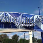 60 year anniversary for Disneyland