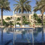 Photo de Park Hyatt Abu Dhabi Hotel & Villas