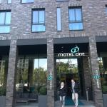 Motel One Berlin Spittelmarkt Foto