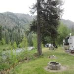 Φωτογραφία: Icicle River RV Resort