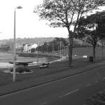 the promenade towards Colwyn |Bay