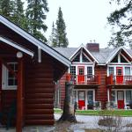 Cabins and suites.
