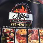 Mike's Roast Beef & Pizzeria
