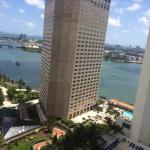 Intercontinental Miami View 1