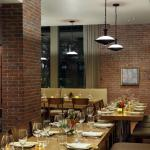 CLINK. Private Dining Area