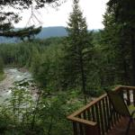 Bilde fra The Roaring River Bed & Breakfast