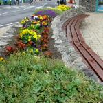 The flowers are blooming in Dingle town!