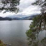View to Borrowdale from Derwent Water