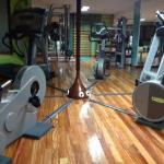 Excellent gym facilities