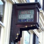 Front door entry to the Brouwer