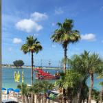 Foto de GulfView Hotel - On The Beach