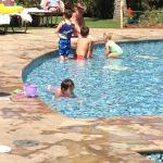 Toddler pool...