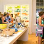 The world's first Le Creuset Signature Boutique is located inside Planters Inn in Charleston, S.