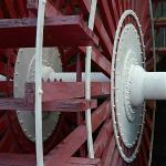 Pretty Old Paddlewheel