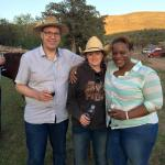 Meeting with a 'REAL' Cowgirl