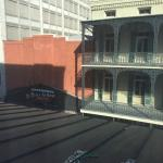 Courtyard New Orleans Downtown Near the French Quarter Foto