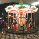 Caroussel at market place