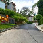 The grand entrance - up from Patong beach