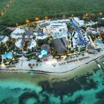 Arial view of Azul Beach Resort in Cancun