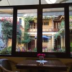 Fantastic breakfast, right off the main square, and exceptional clean and beautiful property!  I