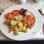 Vegan Full Irish Breakfast