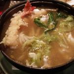 Nabeyaki Odon, my favorite Japanese soup