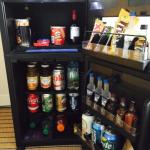 Stacked Mini Bar