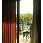 View from room 113