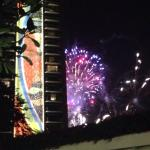 Great hotel view, great staff, great performance and fireworks show��������