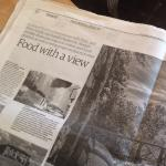 Tenuta Cammarana on the Guardian, Saturday 9 May 2015