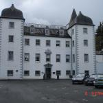 Photo de Mercure Peebles Barony Castle Hotel