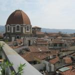 rooftop view - Sunday morning bells!