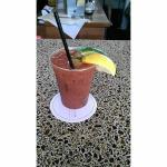 And some of the best Bloody Marys on the island