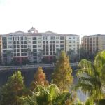 Another view of Hilton Grand Vacations Suites complex in Orlando