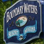 Foto de Boundary Waters Resort & Marina