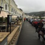 St.Kildas and other hotels on the ocean drive