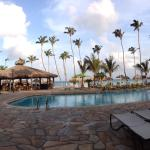 Beautiful and amazing views from the Holiday Inn Aruba