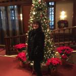 Christmas time at the Excelsior Hotel