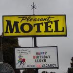Foto de Pleasant Inn Motel