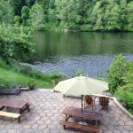 ภาพถ่ายของ McKenzie River Inn B&B and Cabins