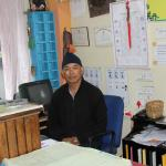 PROP. Mr Tshering Wangdi  Bhutia