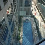 Pool from 16th floor