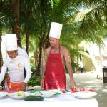 cookery classes with Comacho