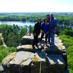 "Experiencing Wisconsin's ""Vertical Illusion"""